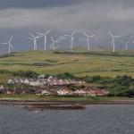 În Scoţia va fi construită prima fermă plutitoare de mori eoliene
