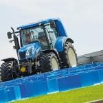 Tractorul care va reduce costurile pentru motorină