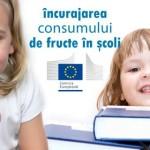 Şi în 2016, elevii din România vor primi fructe gratuite