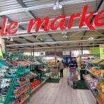Franța obligă supermarketurile să doneze mâncarea nevândută