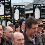 Fermierii din Marea Britanie anunţă proteste
