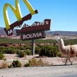 Bolivia – prima ţară în care restaurantele McDonald's au dat faliment