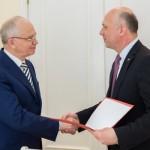 Pavel Filip solicită reluarea exportului de fructe şi legume în Rusia