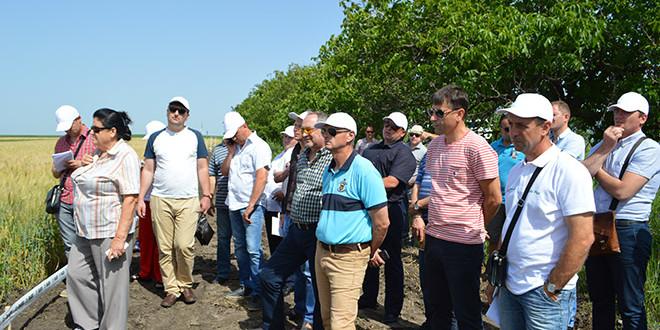 Un nou Agrocentru BASF în Moldova