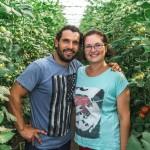 Valentin Tomiţa, agricultorul care a renunţat la jobul din Danemarca pentru propria afacere la Cantemir