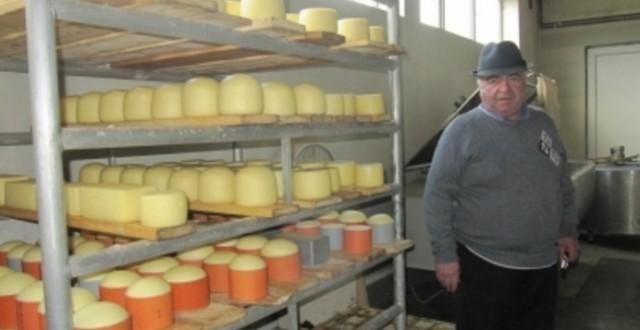 Un fermier din România înfruntă cu succes criza laptelui