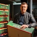 Ion Tulei, producătorul de fructe şi struguri de la sudul Moldovei