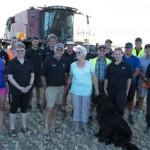 16,8 tone la ha – noul record mondial la producţia de grâu