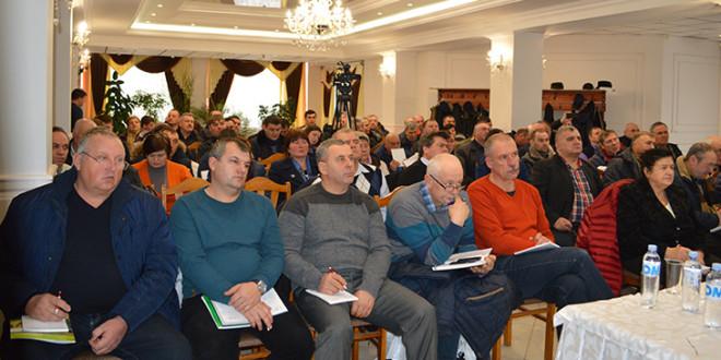 Seminar BASF dedicat protecției viței de vie. Reportaj foto