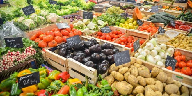 Piața alimentelor ecologice, nișa neocupată a pieței europene