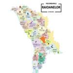 Recordurile raioanelor din Republica Moldova