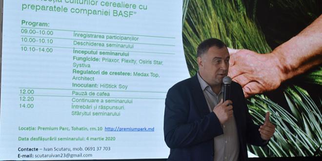 BASF propune produse de ultimă generație și soluții pentru o agricultură performantă. Reportaj video