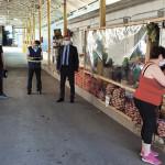 ANSA inspectează piețele agroalimentare: cumpărătorii și vânzătorii nu respectă regulile antiepidemice