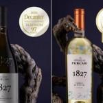 Vinăria Purcari și-a bătut propriul record la Decanter World Wine Awards 2020. Care este vinul care a primit medalia Platinum?
