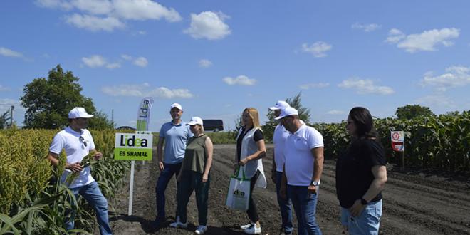 """Compania """"Lidea"""" a prezentat la """"TehAgroFest-2021"""" hibrizii de porumb, floarea soarelui și sorg – reportaj foto"""