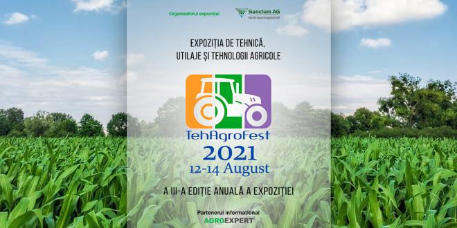 """TehAgroFest-2021"" – o expoziție agricolă inedită"